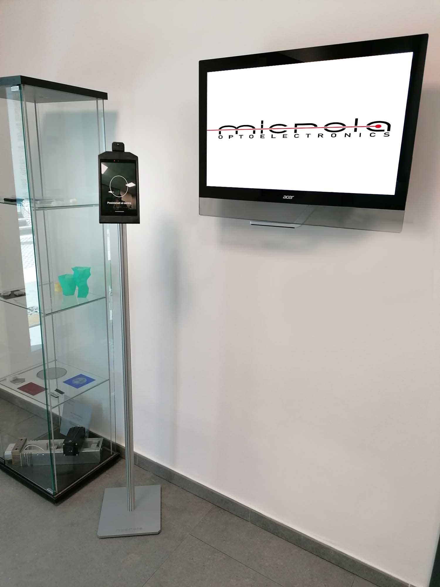Termoscanner Microla Informatica System